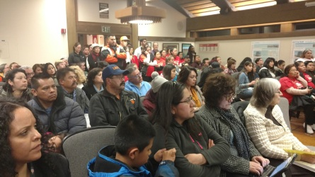 San Pablo council considers sanctuary city ordinance March 2017