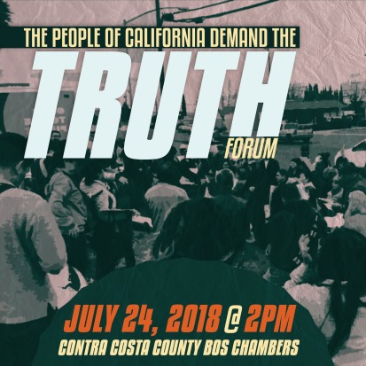 CCIRA TRUTH Act Forum Promo
